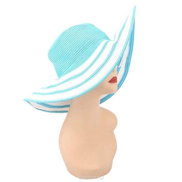Шляпка пляжная бриз Шляпа, Sima-land