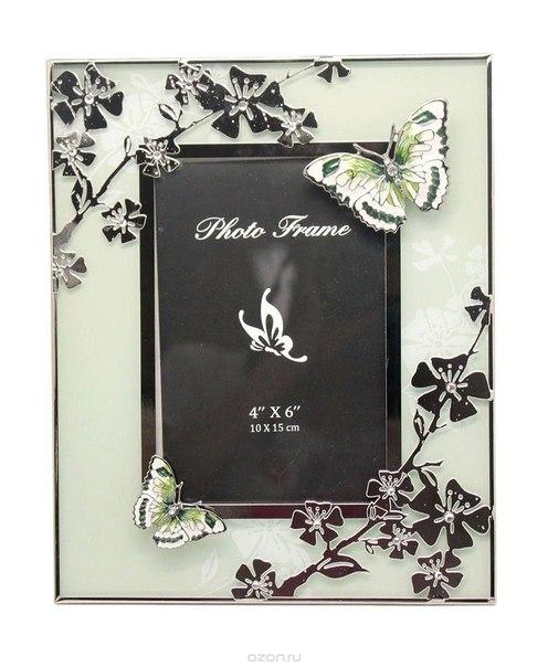 """Рамка для фотографий """"утренняя роса"""", 10 см х 15 см. hs-25077b, Jardin d'Ete"""