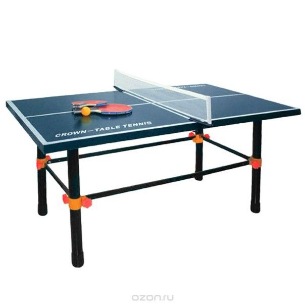"""Настольная игра """"теннис"""". 2030, Crown Sport"""