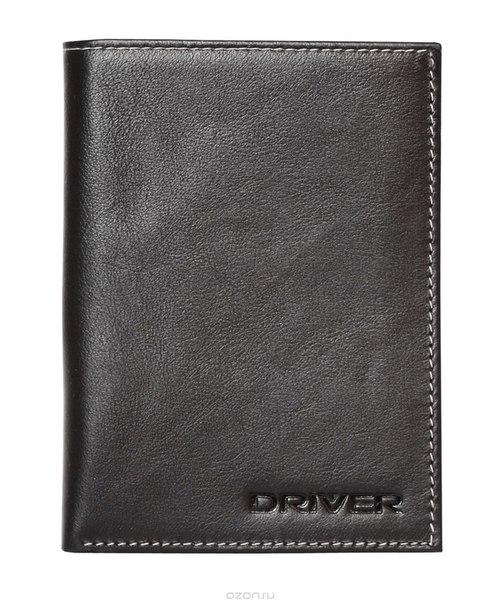Портмоне , цвет: черный. пм1, Driver
