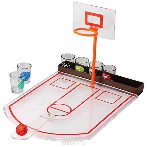 """Игровой набор """"пьяный баскетбол"""". 94947, Эврика"""