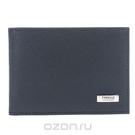 """Футляр для карточек  """"виктория"""", цвет: черный. 15-325-04, Tirelli"""