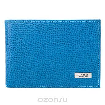 "Футляр для карточек ""виктория"", цвет: голубой. 15-325-02, Tirelli"