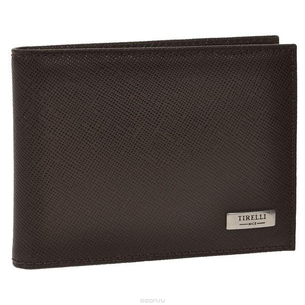 """Футляр для карточек  """"виктория"""", цвет: коричневый. 15-325-03, Tirelli"""