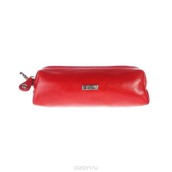 """Ключница """"классик"""", цвет: красный. 15-258-06, Tirelli"""