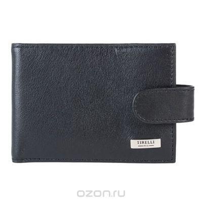 """Футляр для карточек """"классик"""", цвет: черный. 15-313-07, Tirelli"""