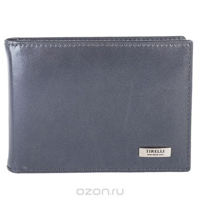 "Футляр для карточек ""мелоди"", цвет: серый. 15-319-09, Tirelli"