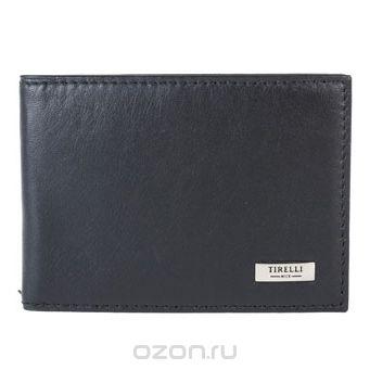 """Футляр для карточек """"классик"""", цвет: черный. 15-325-07, Tirelli"""