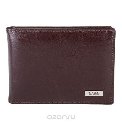 """Футляр для карточек  """"мелоди"""", цвет: шоколадный. 15-319-10, Tirelli"""