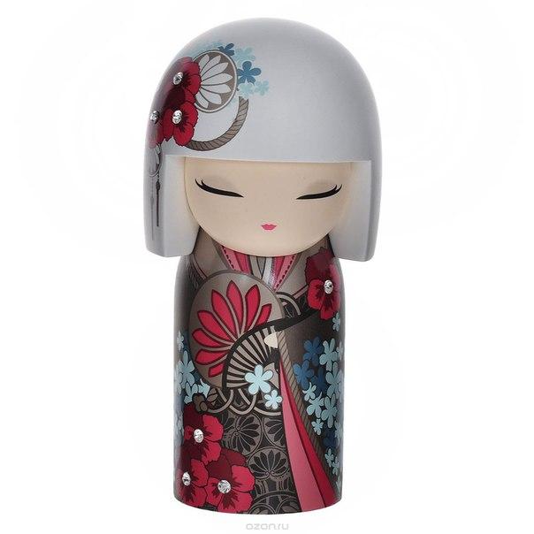 "Кукла-талисман с кристаллами swarovski ""шейна (процветание)"". размер maxi, Kimmidoll"