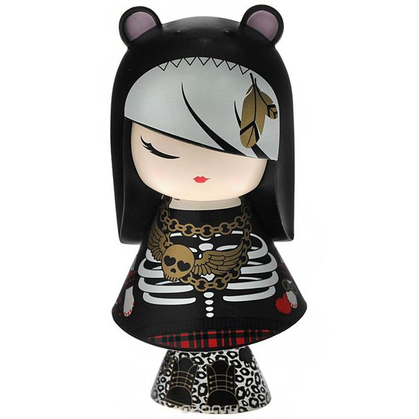 "Кукла-талисман kimmidoll ""равен (свободолюбивая)"". kl007, Kimmidoll Love"