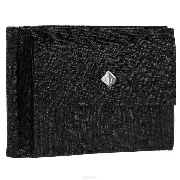 Зажим для купюр , цвет: черный. 1527-05/f, Flioraj