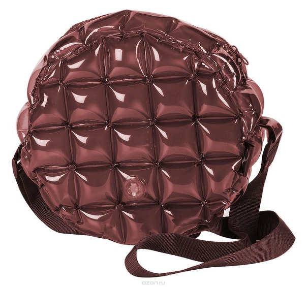 "Сумка надувная ""inflat decor"", цвет: шоколадный. 0120, Toy World"