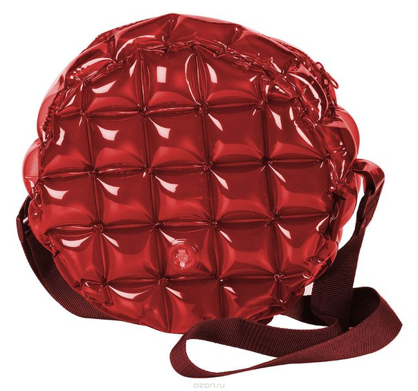 "Сумка надувная ""inflat decor"", цвет: бордовый. 0120, Toy World"
