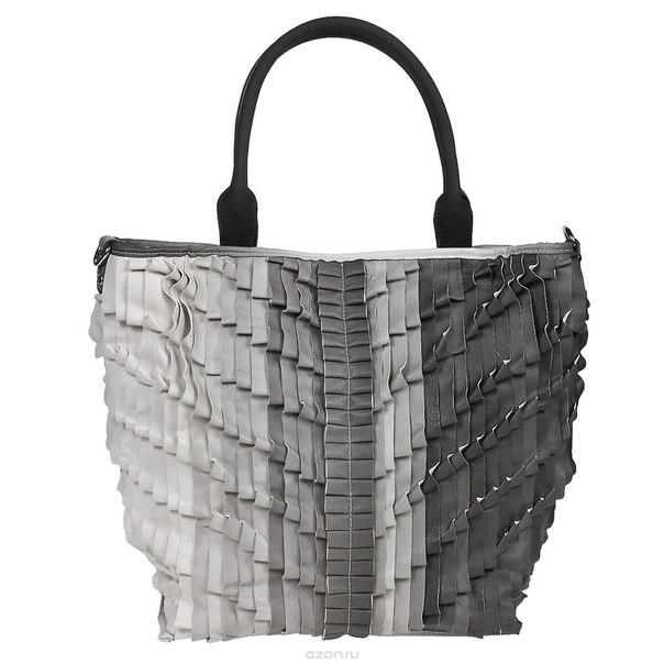 """Сумка женская """"fancy bag"""", цвет: серый. s-670в, Fancy bag / Fancy's Bag"""
