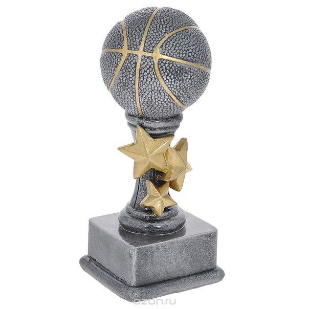 """Декоративная фигурка """"баскетбольный мяч"""". 22763, Феникс-презент"""