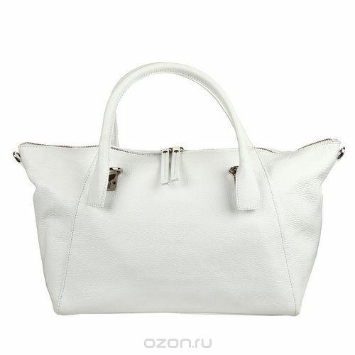 Сумка женская , цвет: белый. 813710, Gianni Conti