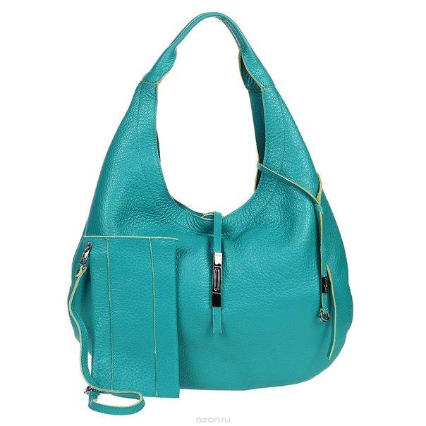 Сумка женская , цвет: зеленый. 1714572eur, Gianni Conti