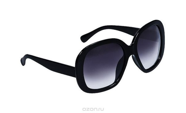 Солнцезащитные женские очки , цвет: черный. 05fgls07/2, To Be Queen