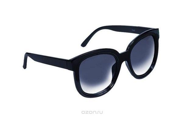 Солнцезащитные женские очки , цвет: черный. 05fgls32/2, To Be Queen
