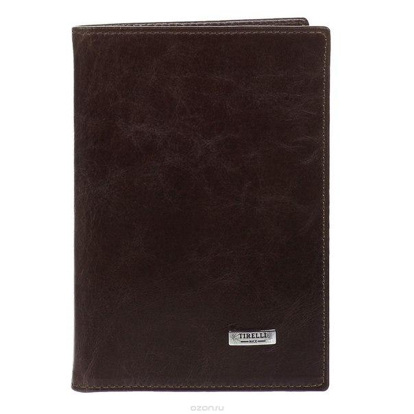 """Бумажник водителя """"денвер"""", цвет: коричневый. 15-305-12, Tirelli"""