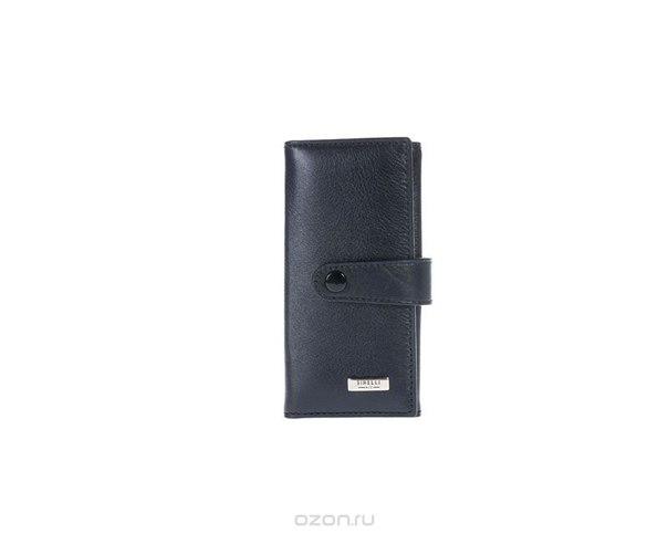 """Ключница маленькая """"классик"""", цвет: черный. 15-334-07, Tirelli"""