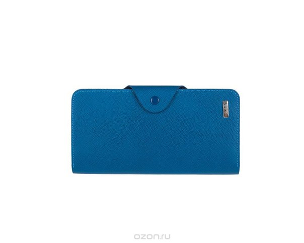 """Купюрник """"виктория"""", цвет: синий. 15-252-02, Tirelli"""