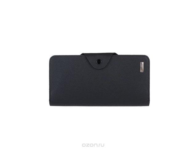 """Купюрник """"виктория"""", цвет: черный. 15-252-04, Tirelli"""