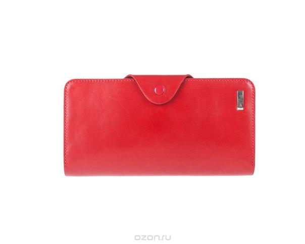 """Купюрник """"классик"""", цвет: красный. 15-252-06, Tirelli"""