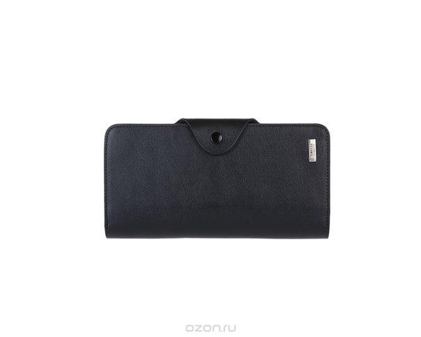 """Купюрник """"классик"""", цвет: черный. 15-252-07, Tirelli"""