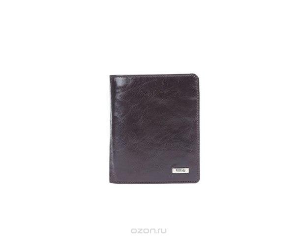 """Портмоне компактное  """"мелоди"""", цвет: коричневый. 15-311-10, Tirelli"""
