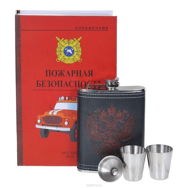 """Подарочный набор perfecto """"пожарная безопасность"""", 4 предмета, Перфекто / Perfecto"""