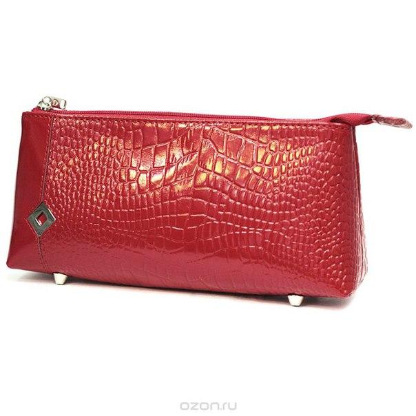 """Косметичка """"papillon rouge"""", цвет: красный. 338, Dimanche"""