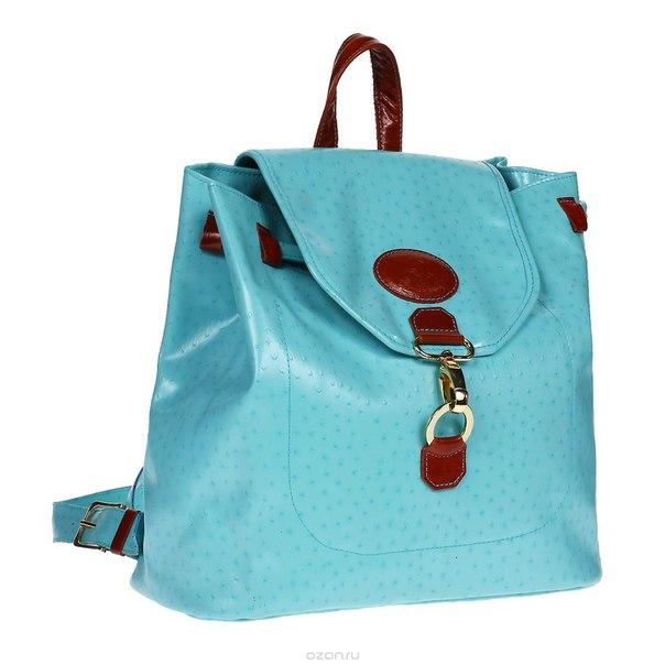 Рюкзак , цвет: голубой. 466/1, Dimanche
