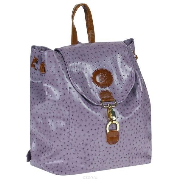 Рюкзак , цвет: сиреневый. 466/2, Dimanche