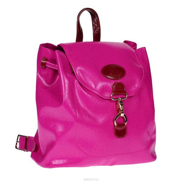 Рюкзак , цвет: фуксия. 466/3, Dimanche