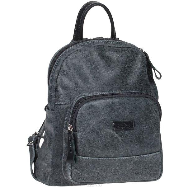 Рюкзак , цвет: темно-серый. 468/36, Dimanche