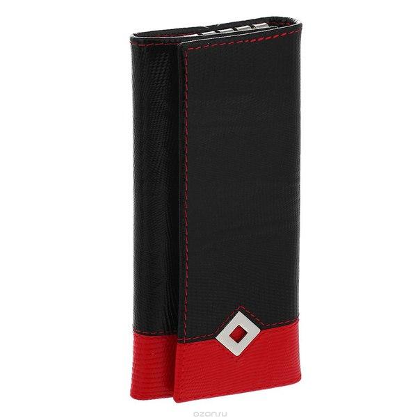 """Ключница  """"papillon noir"""", цвет: красный, черный. 482, Dimanche"""