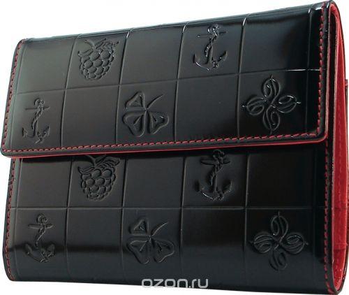 """Бумажник водителя """"bonbon"""", цвет: черный. 517, Dimanche"""
