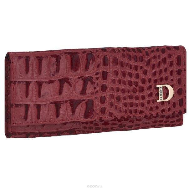 "Ключница ""loriсata rouge"", цвет: темно-красный. 552, Dimanche"