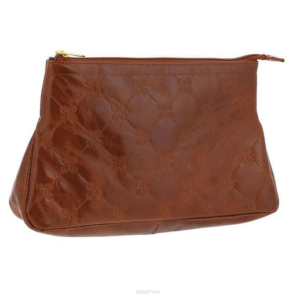 "Косметичка ""louis brun"", цвет: бежевый. 600, Dimanche"