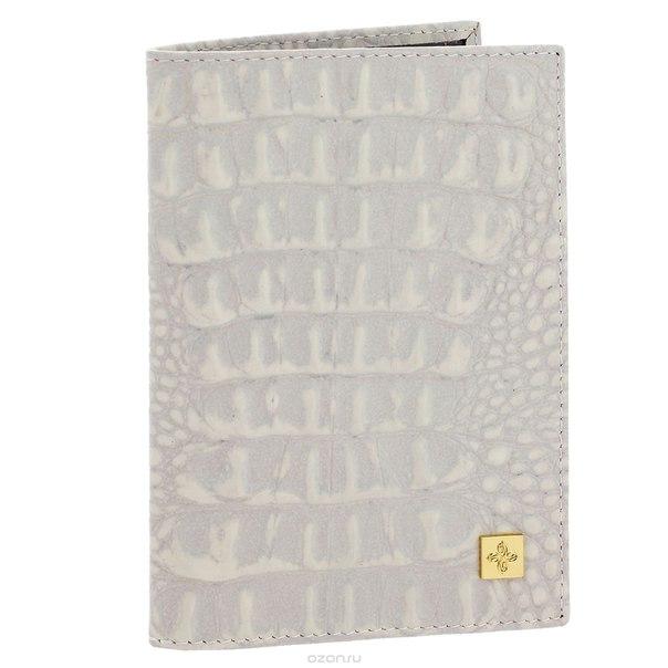 """Обложка для паспорта """"baileys"""", цвет: светло-бежевый. 860, Dimanche"""