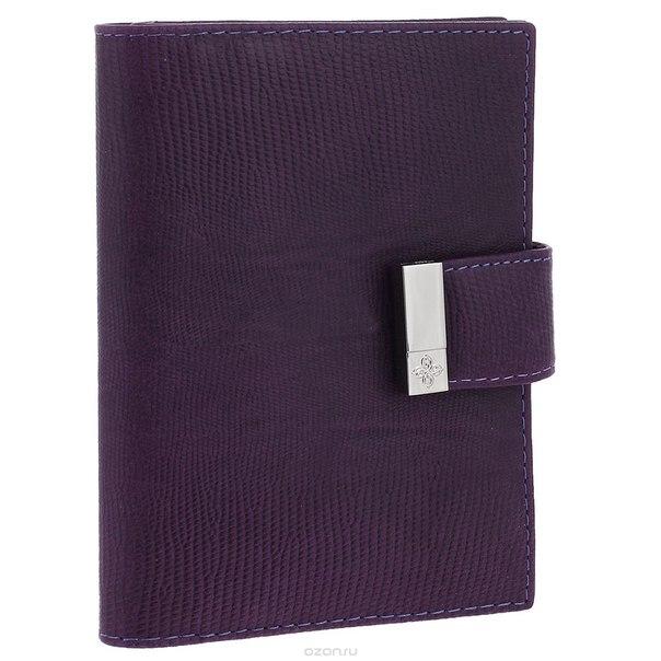 """Бумажник водителя """"elite violet"""", цвет: фиолетовый. 881, Dimanche"""
