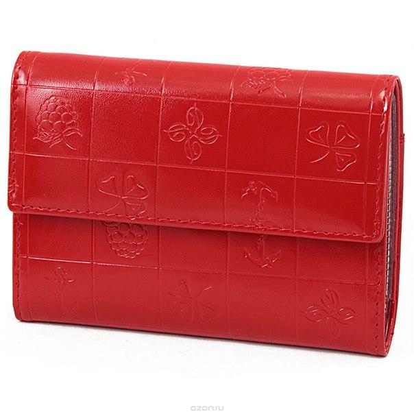 """Бумажник водителя """"bonbon"""", цвет: красный. 911, Dimanche"""