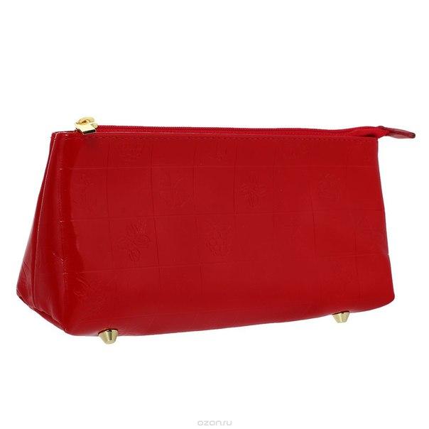 """Косметичка """"bonbon"""", цвет: красный. 914, Dimanche"""