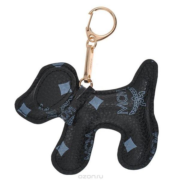 Подвеска-брелок , цвет: черный. собака 10, Cheribags
