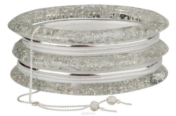 Набор браслетов , цвет: прозрачный. 5 шт. bn2471, Lalo Treasures