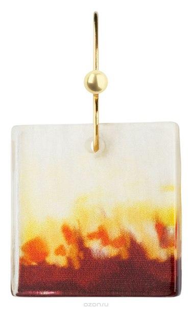 Серьги , цвет: мульти. e3522/2, Lalo Treasures