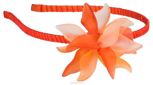 Ободок , цвет: оранжевый. hr4580, Lalo Treasures