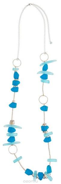 Ожерелье , цвет: голубой. n1461/1, Lalo Treasures